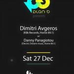 Dimitris Avgeros & Danny Panagiotou @ Plan B