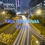 Home Kitchen with Akis Afendras @ Rakomelix