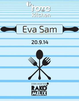 Home Kitchen w/ EvaSam @ Rakomelix