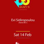 Evi Sidiropoulou @ Plan B