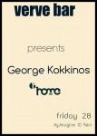 George Kokkinos @ Verve