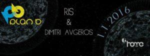 Ris & Dimitri Avgeros @ Plan B