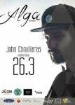 John Chouliaras @ Alga