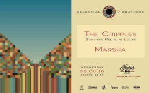 The Cripples & Marsha @ Hipster