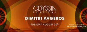 Dimitri Avgeros @ Odyssia Festival